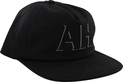 Ah Drophero Hat Adj-Blk/Grey