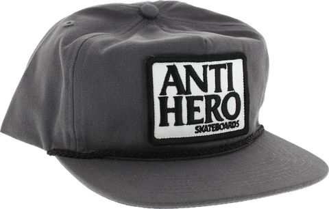 Ah Reserve Patch Unstructured Hat Adj-Grey