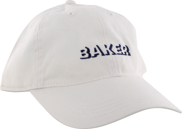 Baker Grand Slam Hat Adj-White