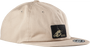 Bones Wheels Desert Skull Hat Tan
