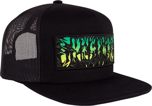 Creature Ligaments 2 Mesh Hat Adj-Black