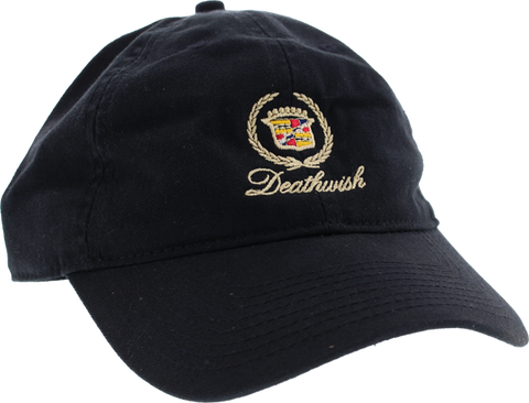 Dw Caddy Hat-Black