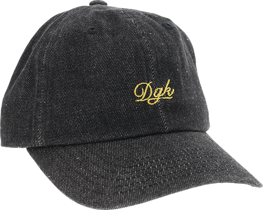 Dgk Bliss Hat Adj-Black