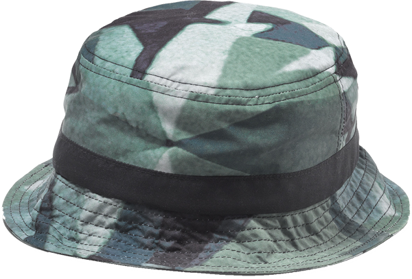 Diamond Simplicity Bucket Hat S/M-Green