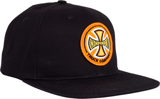 Inde Chroma Hat Adj-Black