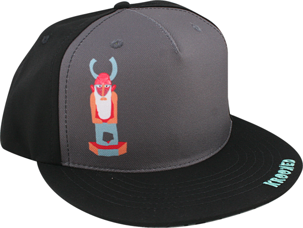 Krk Idle Hat Adj-Grey