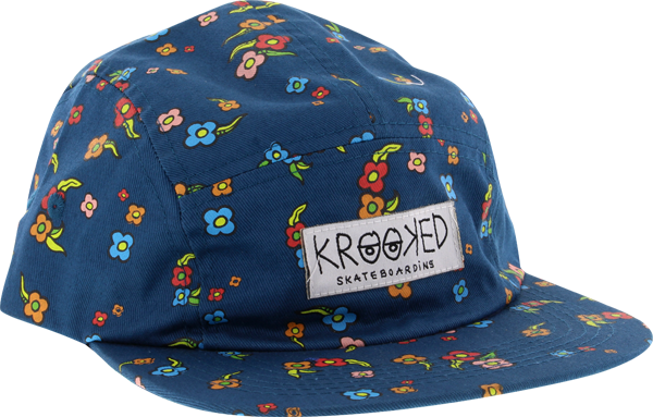 Krk Sweatpants 5Panel Camper Hat Adj-Navy