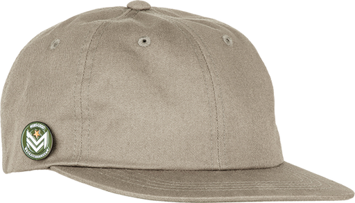 Ml Circle Pin Hat Adj-Pale Khaki