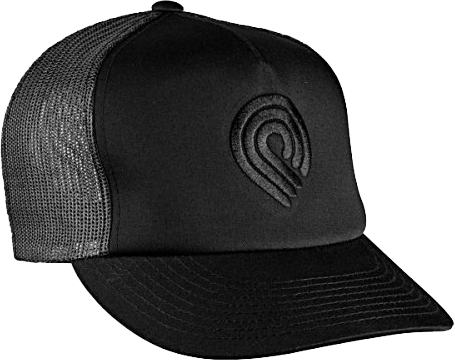 Pwl/P Triple P Logo Mesh Hat Black