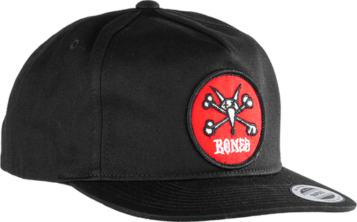 Pwl/P Vato Rat Hat Adj-Black/Red