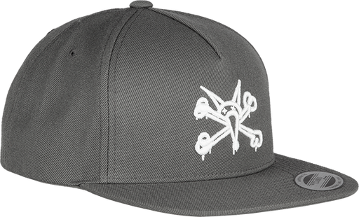 Pwl/P Vato Rat Hat Adj-Grey