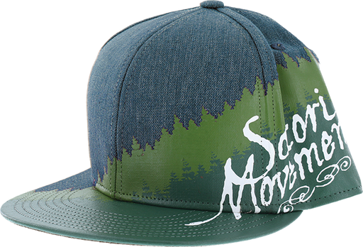 Satori Tree Line Hat Denim