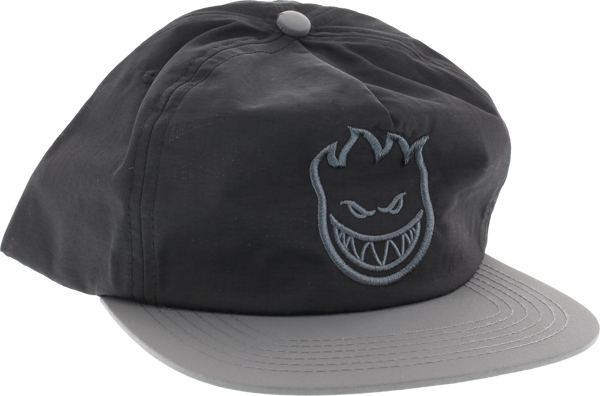 Sf Bighead Unstructured Hat Adj-Blk/Grey