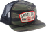 Sf Burn Faster Patch Mesh Hat Adj-Camo/Blk