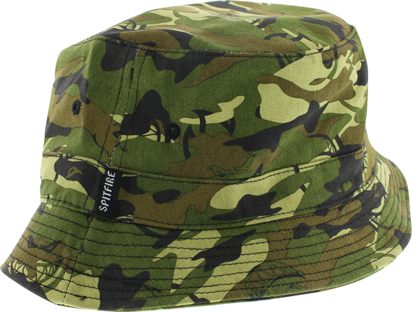 Sf Trademark Bucket Hat Camo