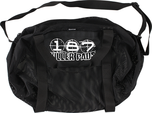 187 Duffel 10 Duffle Bag Black