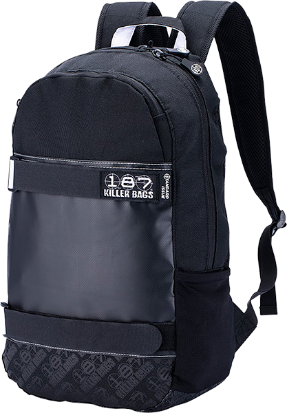 187 Standard Issue Backpack Black
