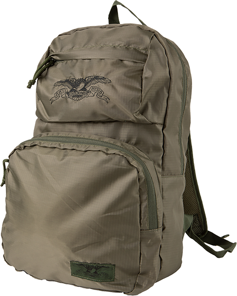 Ah Basic Eagle Packable Backpack Green