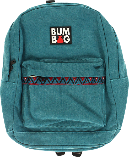 Bumbag Scout Backpack The Ger't Teal