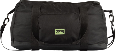 Creature Platoon Duffle Bag Black