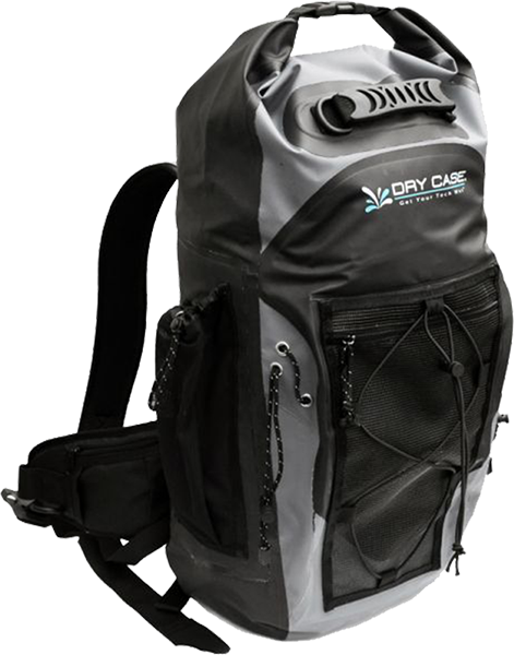 Drycase Masonboro Waterproof Dry Bag Grey