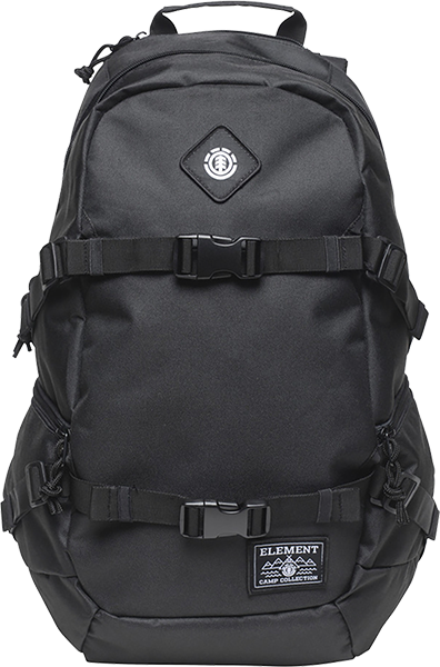 Ele Jaywalker Backpack Flint Blk/Tee Pee Blk Patch