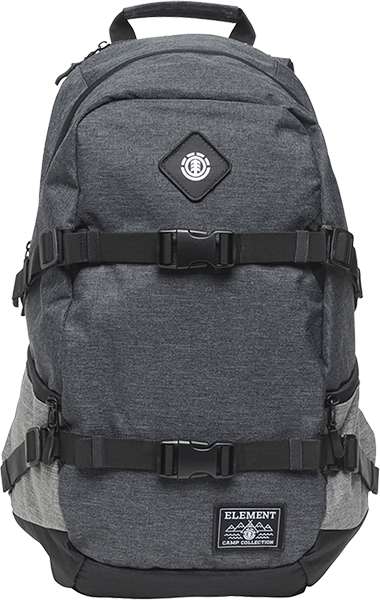 Ele Jaywalker Backpack Black Heather