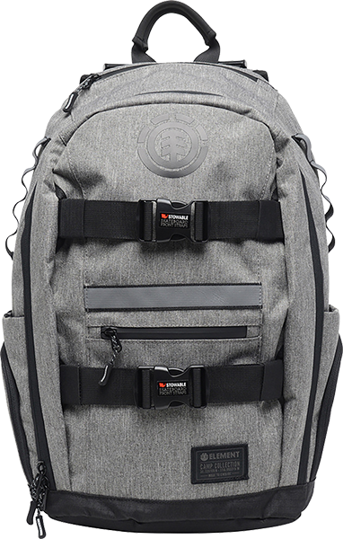 Ele Mohave Grade Backpack Grey Heather
