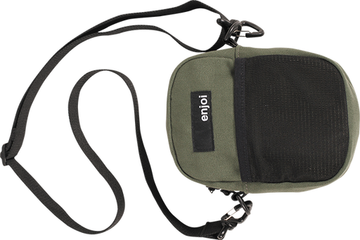 Enj Ratpack Shoulder Bag Army Green