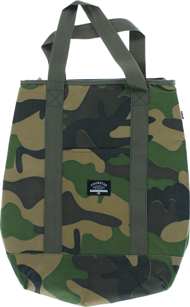 Fourstar Icebox Tote Camo