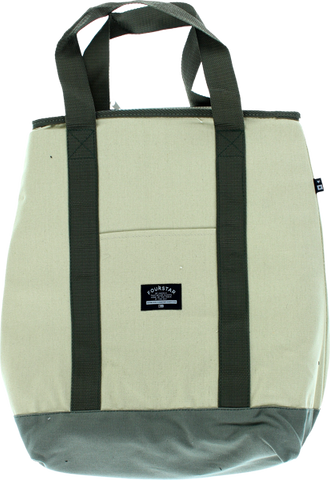 Fourstar Icebox Tote Khaki