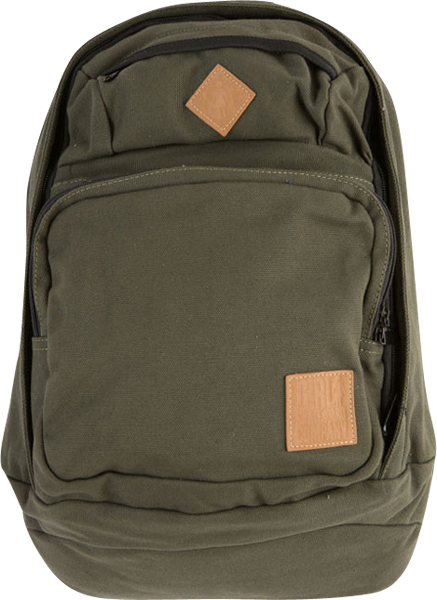 Girl Simple Ii Backpack Army Green