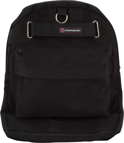 Inde Bar/Cross Backpack Black