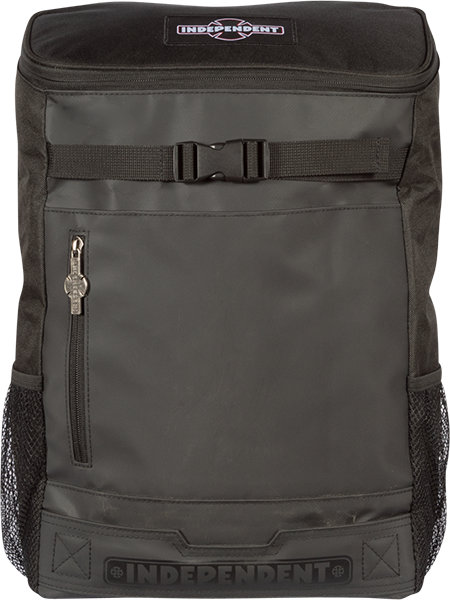 Inde Container Backpack Black