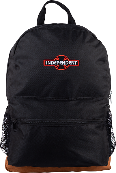 Inde Ogbc Backpack Blk W/Red/Wht
