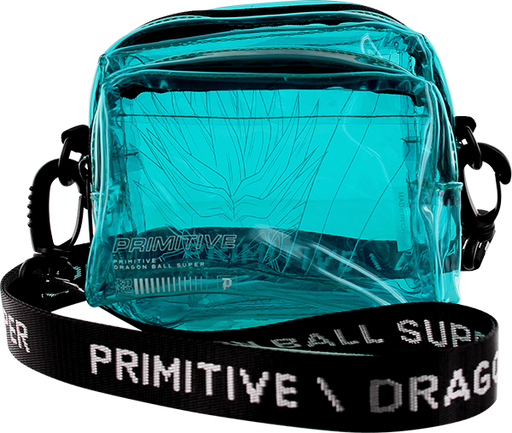 Primitive Dbs Future Trunks Side Bag Turquoise