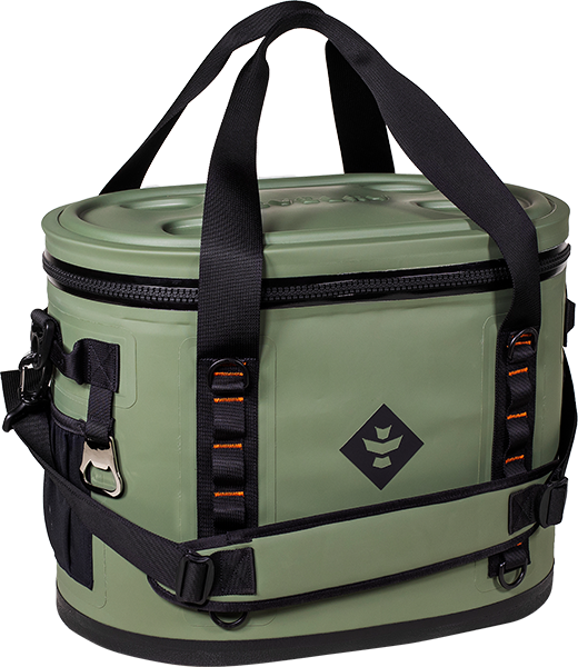 Revelry Captain Soft Cooler Green