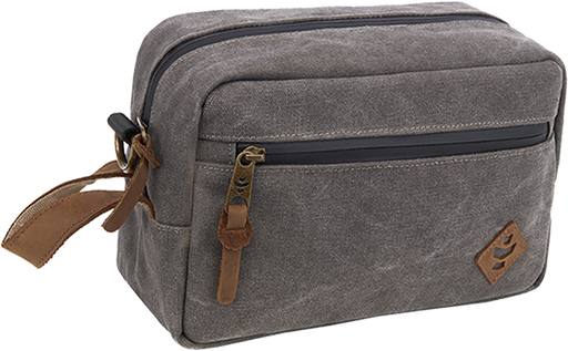 Revelry Stowaway 5L Canvas Ash