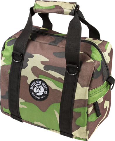 Sec9 Field Cooler Bag Camo