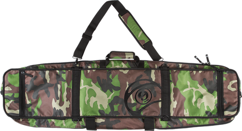 Sec9 Field Convertible Travel Bag/Pack Camo