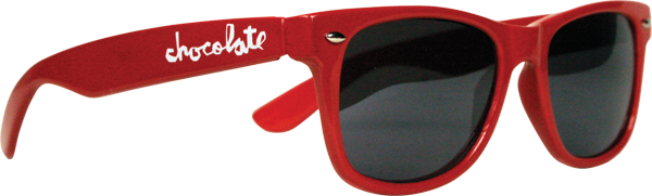 Choc Chunk Shades Red