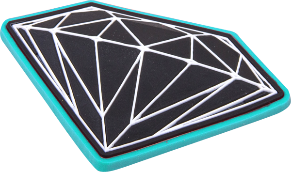 Diamond Brilliant Magnet Blk/Diamond Blue