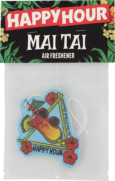 Happy Hour Air Freshener Mai Tai