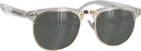 Happy Hour G2 Clear/Gold Sunglasses