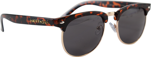 Happy Hour Herman G2 Classic Gloss Tort Sunglasses