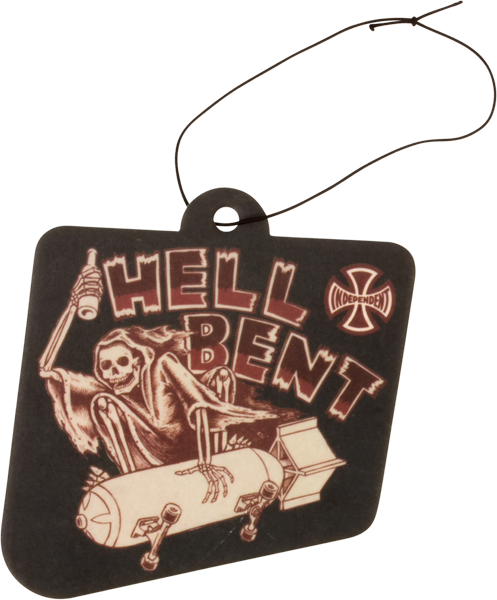 Inde Hell Bent Air Freshener
