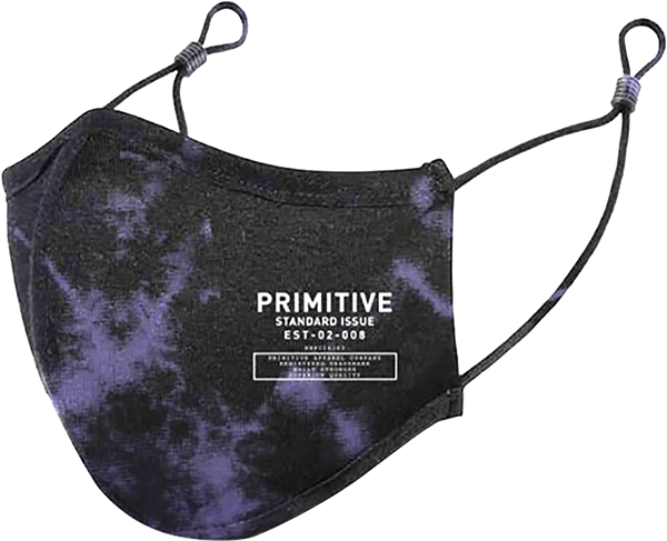 Primitive Standard Issue Mask Purple