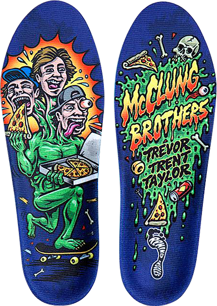 Remind Destin Mcclung Brothers 8-8.5 Insole