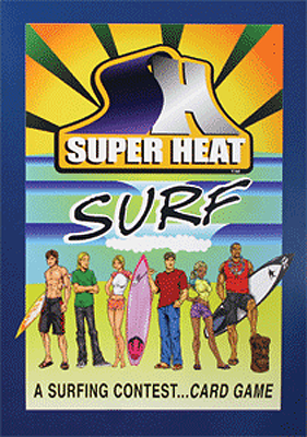 Super Heat Surf Card Game Sale
