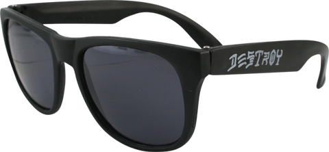 Thrasher Skate & Destroy Sunglasses Black